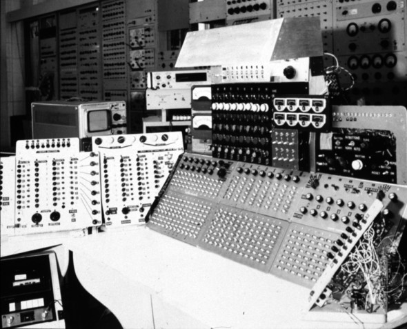The Electronium ca. 1971