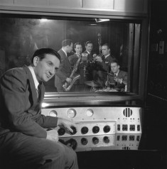 The Raymond Scott Quintette in the studio
