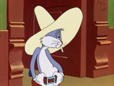 <i>Bugs Bunny Rides Again</i>