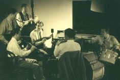 Raymond Scott Quintette in studio, 1938
