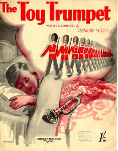 The Toy Trumpet sheet music