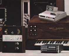 The Clavivox was selected as a great gift idea in a 1970 issue of Playboy.