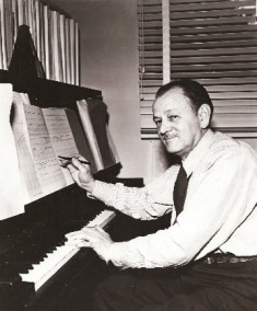 Carl Stalling, music director of Warner Bros. cartoons