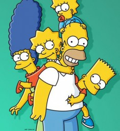 The Simpons Family