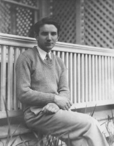 Harry Warnow, early 1920s