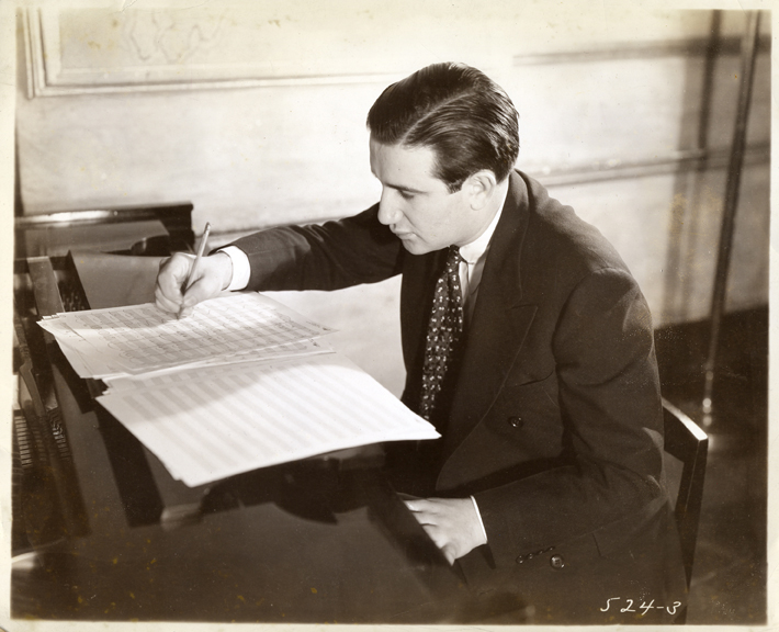 Scott notating charts ca. 1938