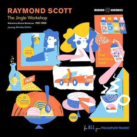 Raymond Scott: Composer, inventor, pianist, visionary